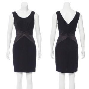 Rachel Zoe Sleeveless Black Dress sz 4
